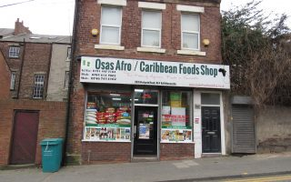 Grocery Store, Westgate Road, Newcastle Upon Tyne, NE4 6AH