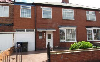 3 Bedroom Semi Detached House, Gowland Avenue, Fenham, Newcastle Upon Tyne, NE4 9NH