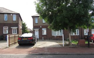 3 Bed ground floor flat, Castleside Road, Whickham View, NE15 7DR
