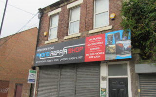 2 Bed upper floor flat, Westgate Road, Fenham, NE4 6AH
