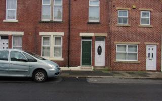 3 Bed Upper Floor Flat, Charlotte Street, Wallsend, NE28 7PU