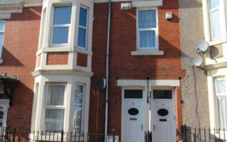 Room Only in shared accommodation, Fairholm Road, Benwell, NE4 8AS