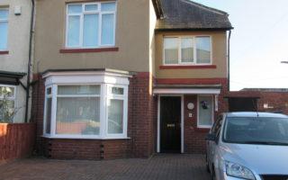 3 Bed Semi Detached House, Hoyle Avenue, Fenham, NE4 9QX