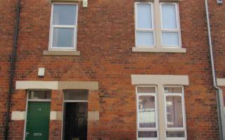 2 Bed upper Floor Flat, Tamworth Road, Arthurs Hill, NE4 5AL