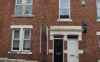 2 Bedroom Upper Floor  Flat, Colston Street, Benwell, Newcastle Upon Tyne, NE4 8UN