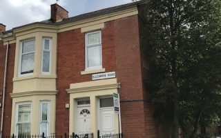 2 Bedroom Upper Floor  Flat, Ellesmere Road, Benwell, Newcastle Upon Tyne, NE4 8TQ