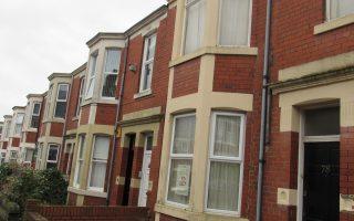 2 Bedroom Ground Floor Flat, Tossen Terrace, Heaton, Newcastle Upon Tyne, NE6 5LW