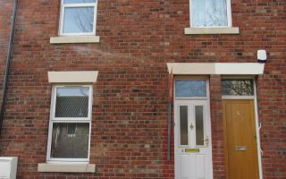 3 Bedroom Upper floor flat, Chippendale Place, Spital Tongues, Newcastle Upon tyne, NE2 4LS